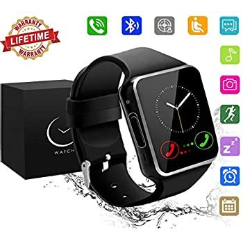 Amazon.com: Android Smart Watch for Women Men, 2019