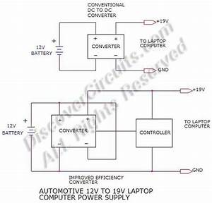 Hp Computer Power Supply Wiring Diagram