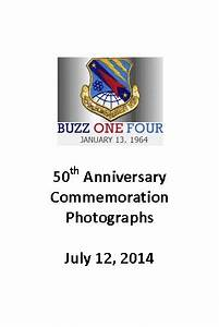 50th Anniversary Commemoration Photos   BuzzOneFour.org