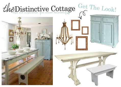 Get Look Farmhouse Style by Farmhouse Style Dining Room Get The Look