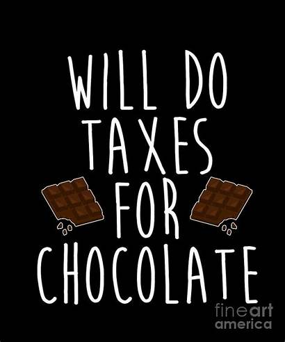 Funny Accountant Cpa Taxes Chocolate Noirty Tshirt