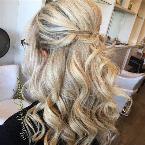 20 Lovely Wedding Guest Hairstyles Mother of the bride