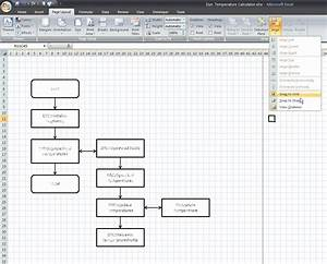 Make Flow Chart In Excel