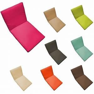 Coussin Pour Palette Pas Cher : galette de chaise de jardin pas cher ~ Teatrodelosmanantiales.com Idées de Décoration