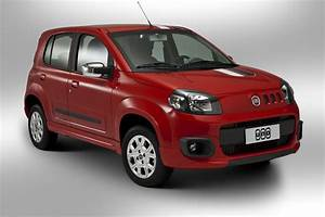 Fiat Lan U00e7a Oficialmente O Novo Uno  U2013 All The Cars