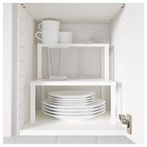 insert cuisine variera shelf insert white 32x28x16 cm ikea