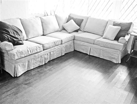 Slipcovers For Sectional Sofas With Recliners by Furniture Refresh And Decorate In A Snap With Slipcover