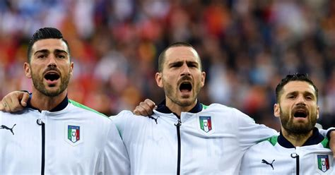 EURO 2016 Team News: Italy vs Sweden - Confirmed Azzurri ...