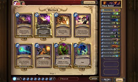 Priest Deck Hearthstone Beginner by 100 Hearthstone Priest Basic Deck Build Lokehansen