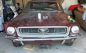 Only 28K Miles: 1967 Ford Mustang