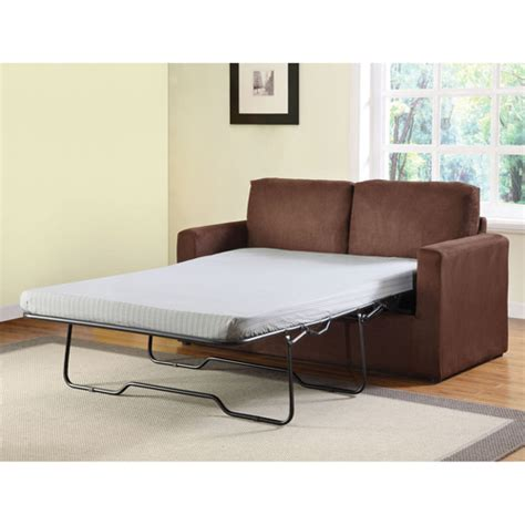 Loveseat Sleeper Sofa Walmart by Acme Craigg Sofa With Sleeper Walmart