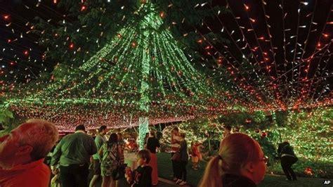 an australian family sets christmas light record