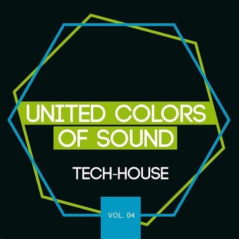 Va  United Colors Of Sound (tech House Vol 4) [select