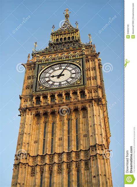 Big Ben Clock Tower Royalty Free Stock Images  Image