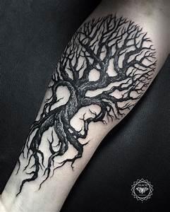 17 meilleures idées à propos de Yggdrasil Tattoo sur ...