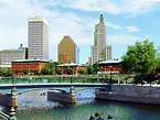 View From Waterplace Park Providence Ri Photograph by ...