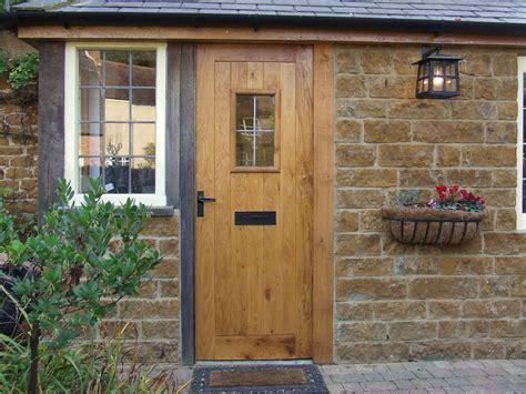 External Doors by Ox Bow External Solid Oak Door In 2019 Our External