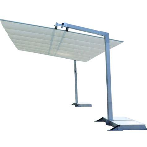 parasol rectangulaire deporte inclinable maison design hosnya