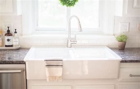 installing kitchen faucet kitchen faqs all about our ikea farmhouse sink
