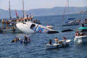 turkey sinks airbus a300 to create artificial diving reef