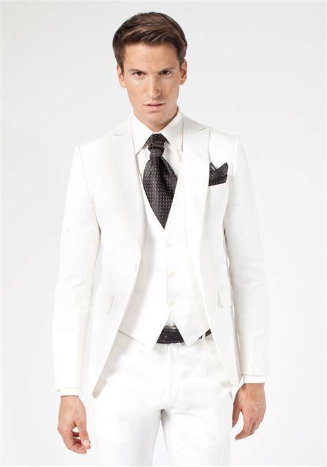 costume 3 pi 232 ces ivoire jean de sey costumes de mariage pour homme et accessoires mari 233