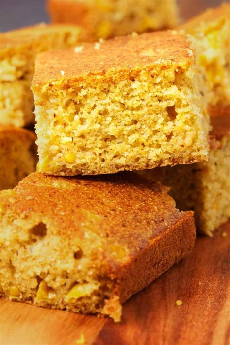 Use a ratio of 1 to 1 yellow corn meal and flour is best for the ultimate cornbread flavor. Perfectly sweet vegan cornbread with whole corn kernels ...