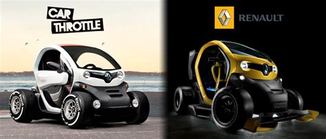 renault twizy f1 car throttle s f1 inspired renault twizy becomes reality