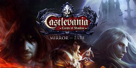 Castlevania Lords Of Shadow Mirror Of Fate Nintendo