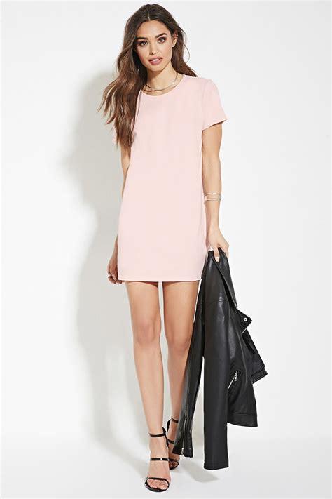 Light Pink Shirt Dress by Pink Shirt Dress Forever 21 Branded Dresses