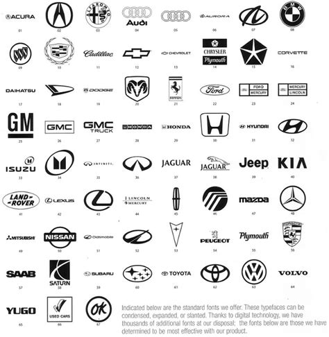 78 Best Images About Vehicle Logos On Pinterest