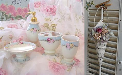 Shabby Chic Badezimmer Accessoires by Bathroom Decor Ideas Dreamy Shabby Chic Bathroom For Your