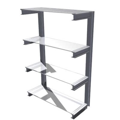 four tier cantilever bhs