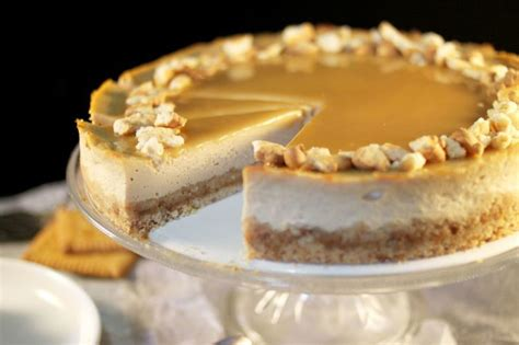 cheesecake aux petits beurre caramel beurre sal 233
