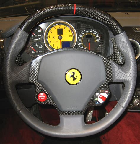 F430 Steering Wheel by Automobile Safety Wiki Everipedia
