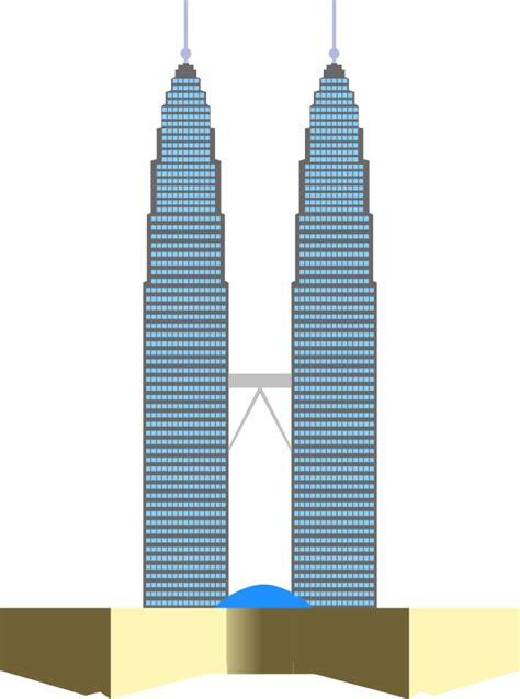worlds tallest building clipart clipground