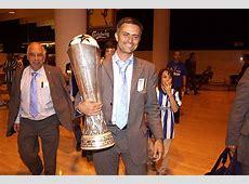 FC Porto The Jose Mourinho History Book