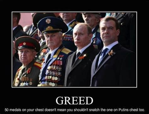 Putin Funny Memes - putin greed funny memes