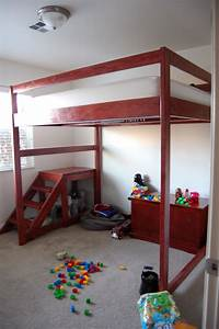 DIY Loft Bed JaimeSews