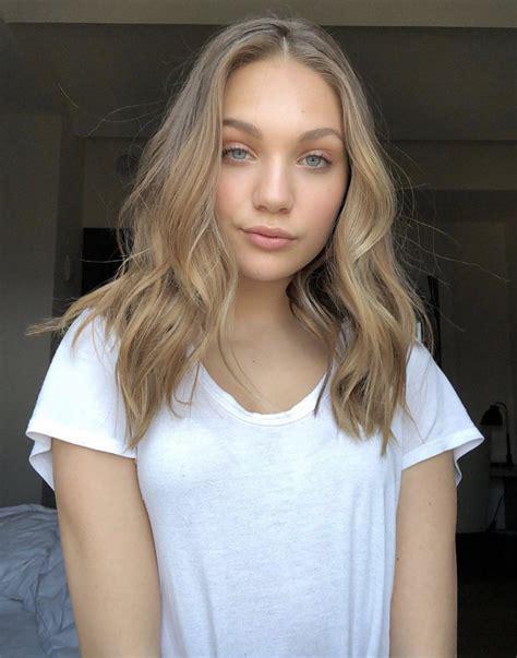 pinterest atjuliaahn   maddie ziegler hair styles
