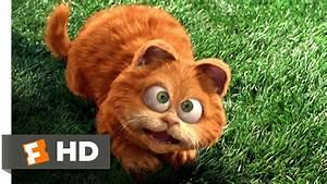Garfield (2/5) Movie CLIP - Odie Saves Garfield (2004) HD ...