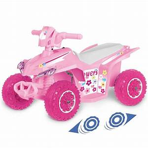 Buy Loko Force Quad Bike Pink With Battery  U0026 Charger