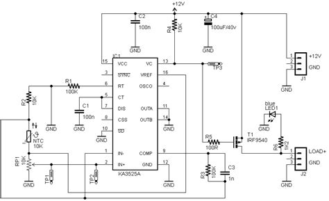 Pwm Automatic Heater Controller