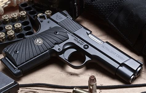 Top 15 Officer 1911s For Concealable Carry