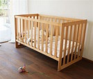 Solid Wood Babies Bed from TEAM 7