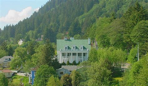 Boat Storage Juneau by Governor S Mansion Juneau Ak Home Is Where Your