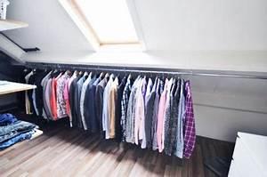 Begehbarer Kleiderschrank Dachgeschoss : begehbarer schrank auf dem dachboden ist die l sung wohnen pinterest begehbarer schrank ~ Sanjose-hotels-ca.com Haus und Dekorationen