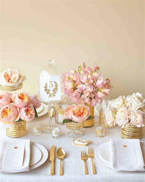 bridal shower centerpiece ideas pink bridal shower ideas and decorations we martha
