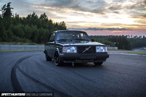 Looks Like A Volvo, Pulls Like A V10 Bmw, Brakes Like A