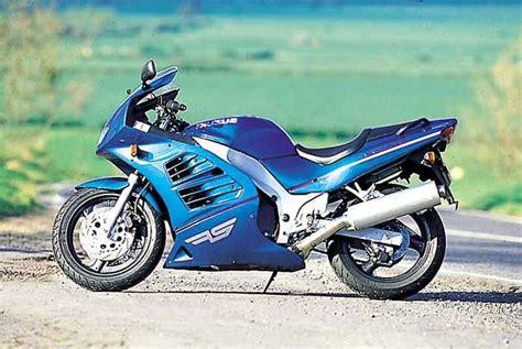 Suzuki Rf600 by Suzuki Rf600 1993 1997 Review Mcn
