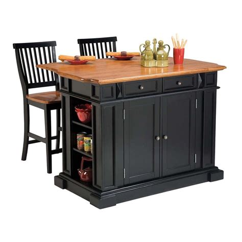 kitchen island shop shop home styles black farmhouse kitchen island with 2
